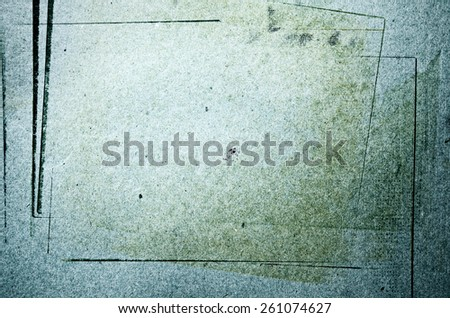 typography workshop surface with dots and stripes - stock photo