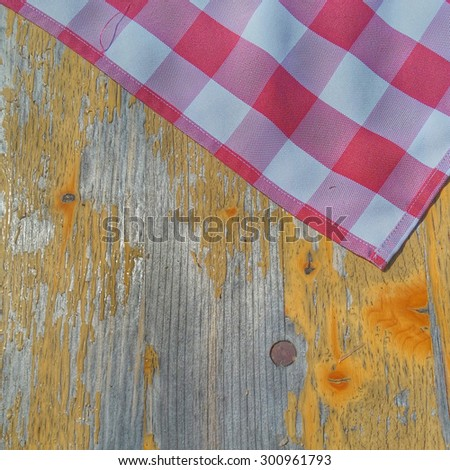 tyrolean style background - stock photo