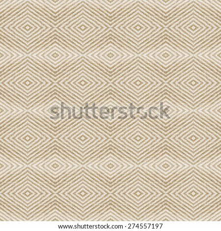 Unbleached muslin cloth texture pattern background, abstract, wallpaper - stock photo