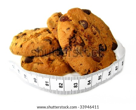 Unhealthy Diet - stock photo