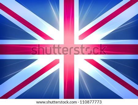 Union Jack - stock photo