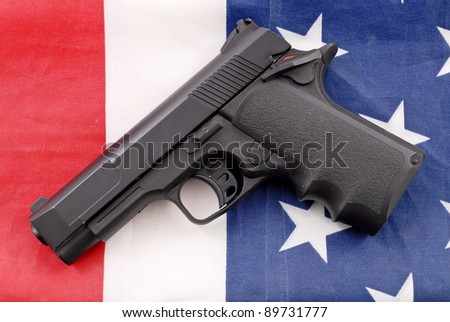 United States Military Concept - stock photo