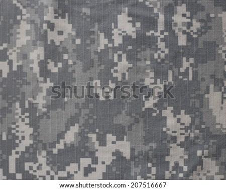 Universal camouflage pattern - stock photo