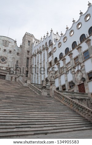 University of Guanajuato (Mexico) - stock photo