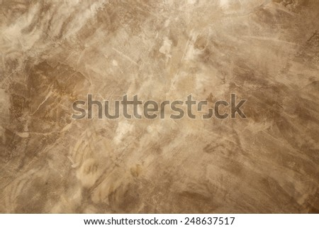 unpainted freshly plastered wall back ground texture - stock photo