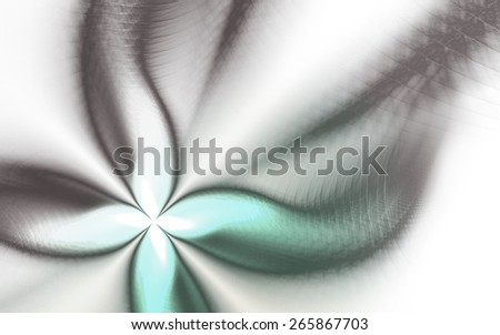 "Unusual abstract background in blue tones with highly diffuse texture. Similar to frosted glass, there are ""grainy"" and blur - stock photo"