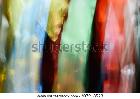 Unusual Light effects background, abstract light background, light leaks, can be used in different blending modes to enhance photography images - stock photo