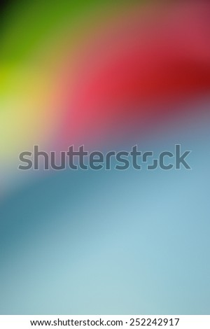 upright background blue red yellow green - stock photo