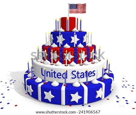 4th Birthday Cake Stock Photos, Images, & Pictures ...