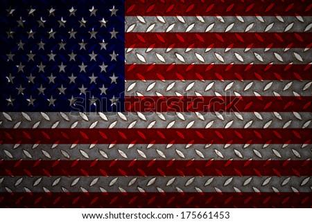 steel diamond plate background images