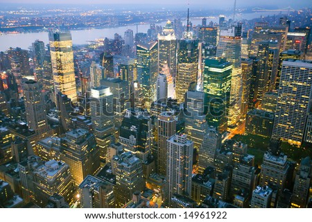 USA, New York, - stock photo