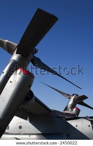 V22 Osprey - stock photo
