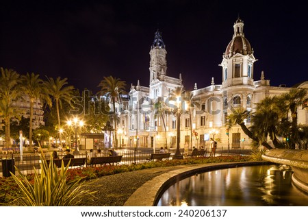 Valencia - stock photo