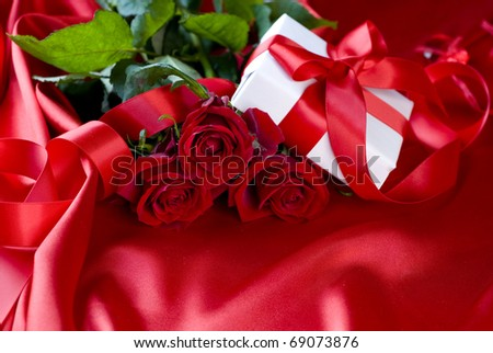 Valentine - stock photo