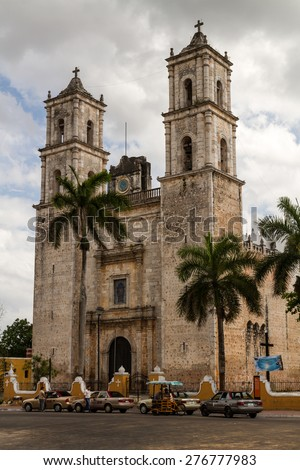 Valladolid mexico stock photos images pictures - Garden center valladolid ...