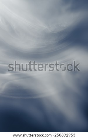 Vapor Smoke Abstract - 2 - stock photo