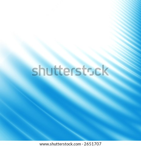 varicoloured abstract background expressing harmony of lines and force of color - stock photo