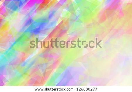 varicoloured holiday background - stock photo