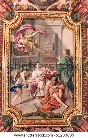 Vatican Museums - stock photo