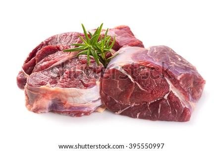 Veal meat - stock photo
