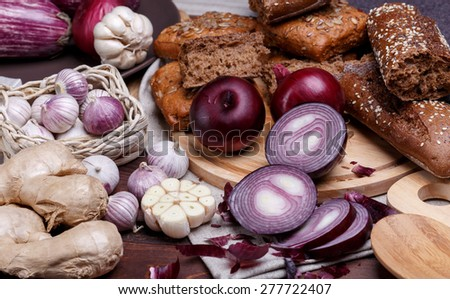 Vegetables for Health - stock photo