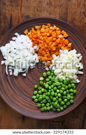 Vegetarian Snack.