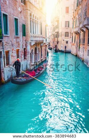 Venice - stock photo