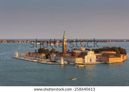 Venice in Italy  - stock photo
