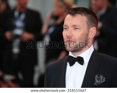 VENICE, ITALY - SEPTEMBER 04: Joel Edgerton during the 72th Venice Film Festival 2015 in Venice, Italy - stock photo