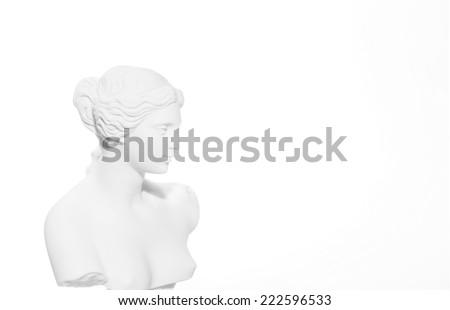 Venus Sculpture - stock photo