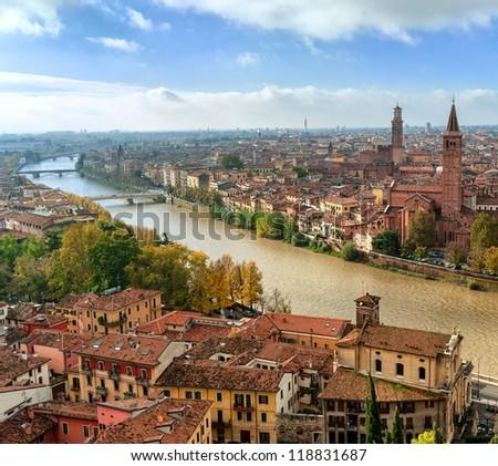 Verona, Italy - stock photo