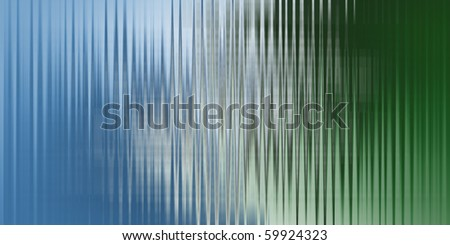Vertical stripes background - stock photo