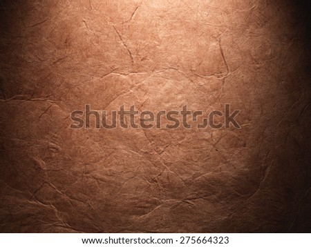 very old paper - stock photo