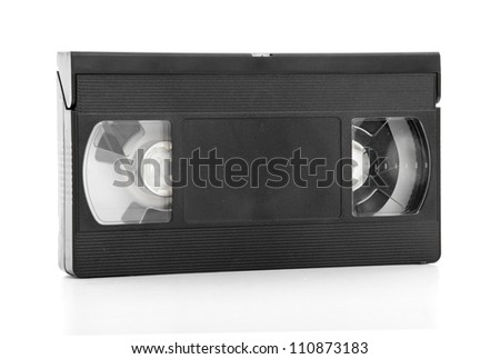 Video Tape - stock photo