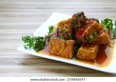 Vietnamese Food Photo of a dish of freshly made vietnamese food - stock photo