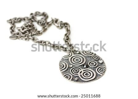 Viking jewellery - stock photo