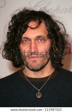 Vincent Gallo At the 2007 Elton John Aids Foundation Oscar Party, Pacific Design Center, West Hollywood, CA 02-25-07 - stock photo