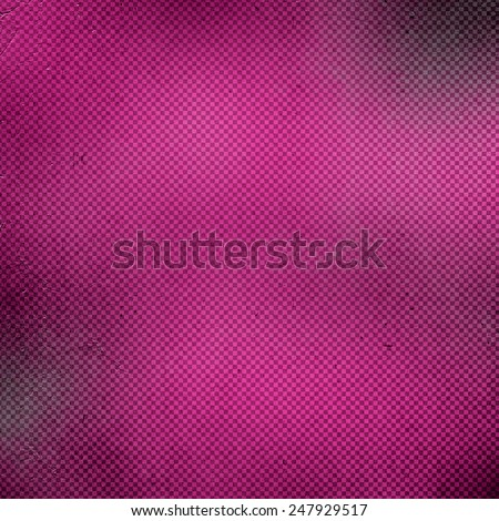 Vintage abstract background with chequered chess ornament - stock photo