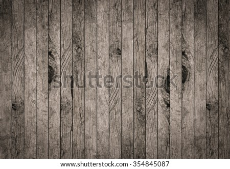 vintage aged sepia beige brown wooden background texture:retro grungy wooden panels wall:rustic plank wood floorboards backdrop with vignette:wood tiles stripe for interior,design,decorate,template. - stock photo