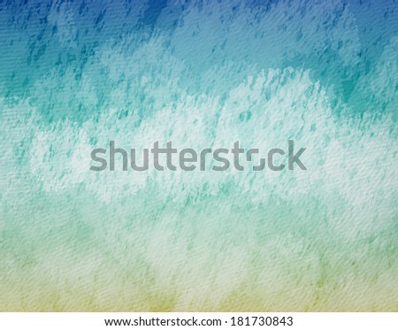 Vintage background in the blue shade. - stock photo