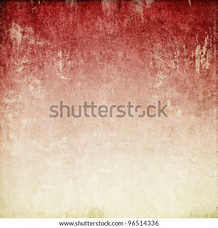 Vintage background in the red shade - stock photo