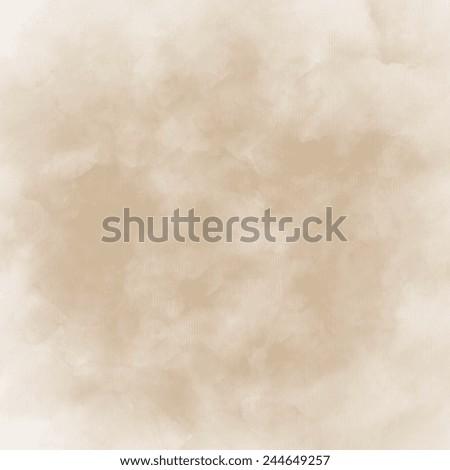 vintage background, old paper parchment texture  - stock photo