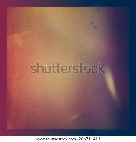 vintage blurry unfocused background with light leaks - instagram  - stock photo