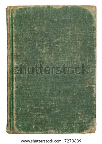 Vintage Book Cover 2 - stock photo