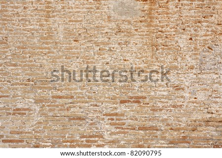 vintage brickstone-wall - stock photo