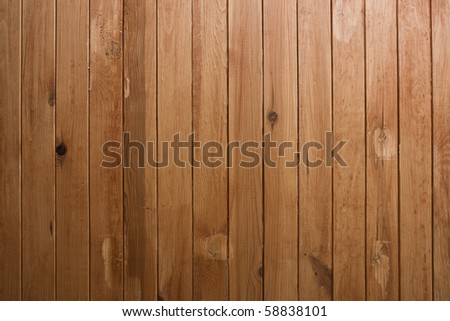 vintage brown wooden planks as background - stock photo
