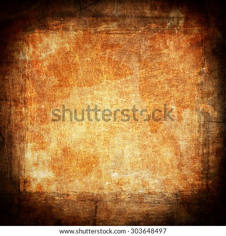 vintage butterfly on an old wall, abstract background  - stock photo