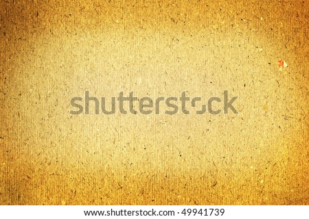 vintage cardboard texture background - stock photo
