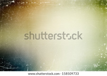 Vintage distressed blurry photo background - stock photo