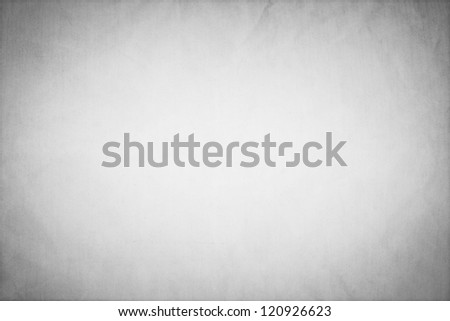 Vintage Empty Page - stock photo